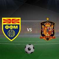 Прогноз и ставка на игру Македония — Испания 11 июня 2017