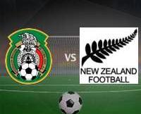 Прогноз и ставка на поединок Мексика — Новая Зеландия 21 июня 2017