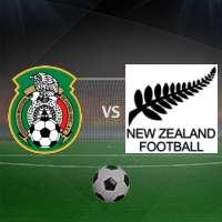 Прогноз и ставка на поединок Мексика - Новая Зеландия 21 июня 2017