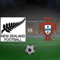 прогноз Новая Зеландия - Португалия 24 июня