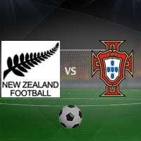 Прогноз и ставка на матч Новая Зеландия – Португалия 24 июня 2017