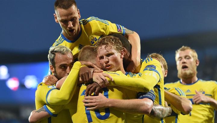 Словакия U21 — Швеция U21 прогноз