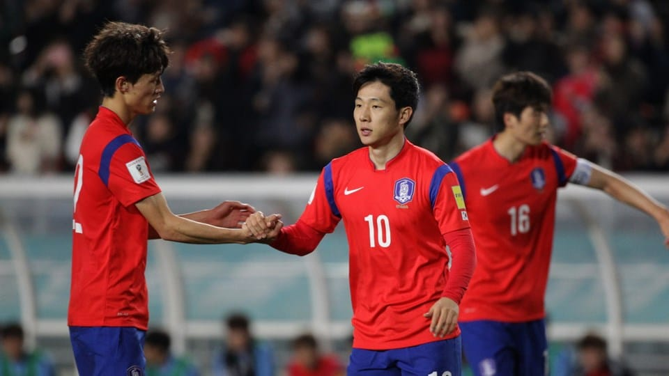 Катар — Южная Корея прогноз