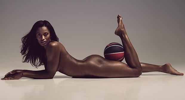 Баскетболистка Суин Кэш (США)