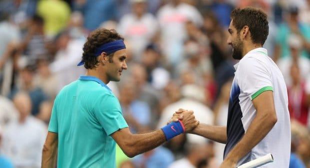 Прогноз и ставка на игру Марин Чилич – Роджер Федерер 16 июля 2017