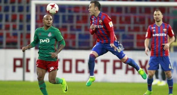 ЦСКА— «Локомотив»: онлайн-трансляция московского дерби