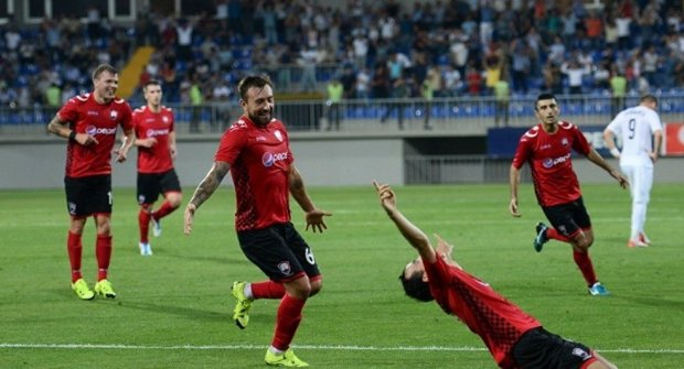 Прогноз и ставка на игру Габала – Ягеллония 13 июля 2017