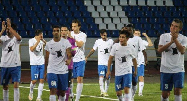«Кайрат» и«Иртыш» сыграли вничью матчи 2-го отборочного раунда Лиги Европы