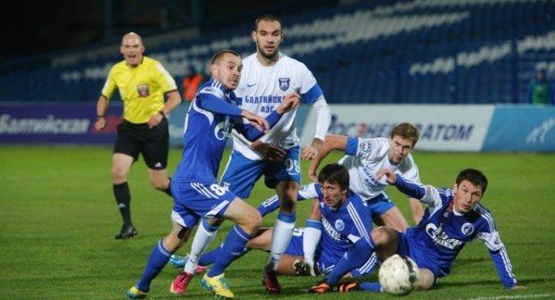 Прогноз и ставка на матч Оренбург — Балтика 22 июля 2017