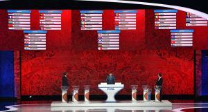 Чемпионат мира по футболу-2018, турнирная таблица