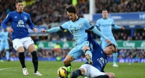 Манчестер Сити — Эвертон и еще два футбольных матча: экспресс...