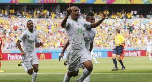 Отборочные матчи чемпионата мира-2018: Африка