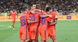 ЦСКА легко выйдет в раунд плей-офф Лиги чемпионов