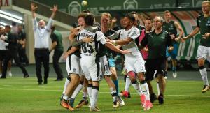 Гол на 90-й минуте принес клиенту «Лиги Ставок» 357 тыс. рублей...