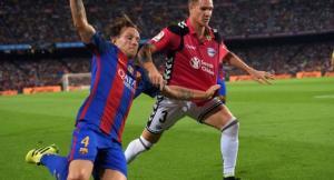 Прогноз и ставка на игру Алавес – Барселона 26 августа 2017