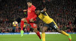 Ливерпуль — Арсенал и еще два футбольных матча: экспресс дня на...