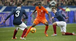 Прогноз и ставка на матч Франция – Нидерланды 31 августа 2017