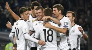 Чехия — Германия и еще два матча отбора к ЧМ-2018: экспресс дня...