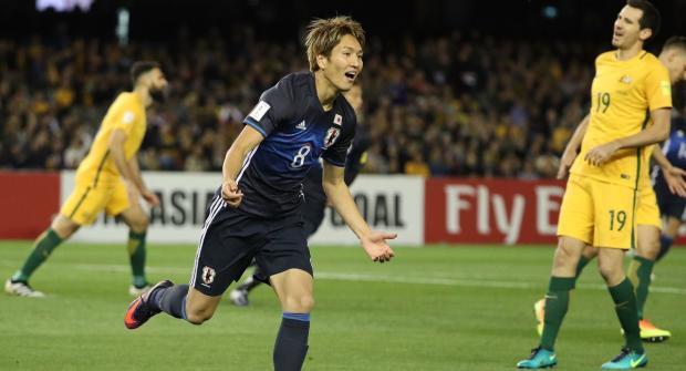 Прогноз и ставка на матч Япония – Австралия 31 августа 2017