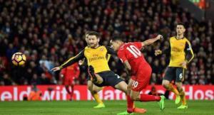 Прогноз и ставка на игру Ливерпуль – Арсенал 27 августа 2017