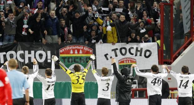 прогноз Локомотив - Тосно