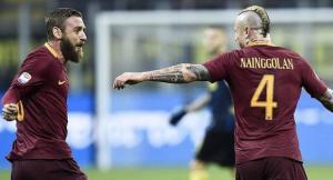 Прогноз и ставка на игру Рома – Интер 26 августа 2017
