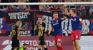 «Лига Ставок»: «Хоффенхайм» и «Карабах» вылетят из Лиги чемпионов, ЦСКА пройдет дальше