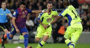 Хетафе — Барселона и еще два футбольных матча: экспресс дня на...
