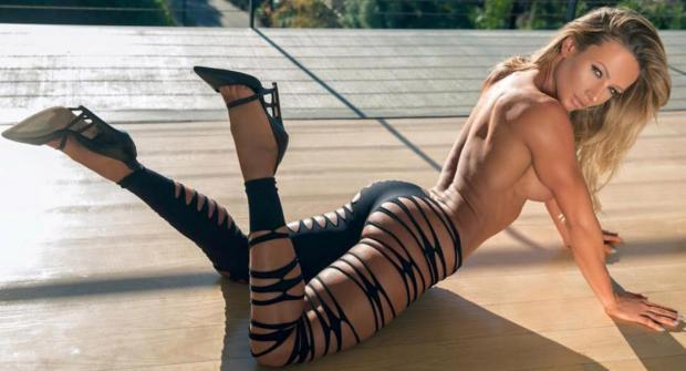 Пэйдж Хэтуэй — фитнес-модель