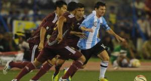 Прогноз и ставка на матч Аргентина – Венесуэла 6 сентября 2017