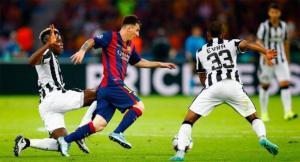 Прогноз и ставка на матч Барселона – Ювентус 12 сентября 2017