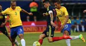 Прогноз и ставка на матч Колумбия – Бразилия 5 сентября 2017