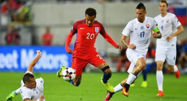 Прогноз и ставка на игру Англия –Словакия 4 сентября 2017