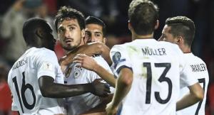 Германия — Норвегия и еще два матча квалификации к ЧМ: экспресс...