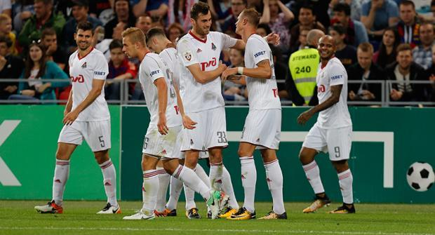 Локомотив — Злин и еще два матча Лиги Европы: экспресс дня на 28 сентября 2017