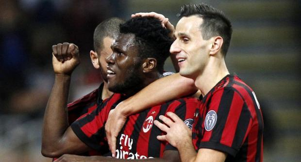 Милан — Рома и еще два футбольных матча: экспресс дня на 01 октября 2017