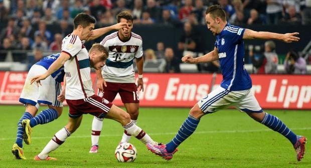 Шальке — Бавария и еще два футбольных матча: экспресс дня на 19 сентября 2017