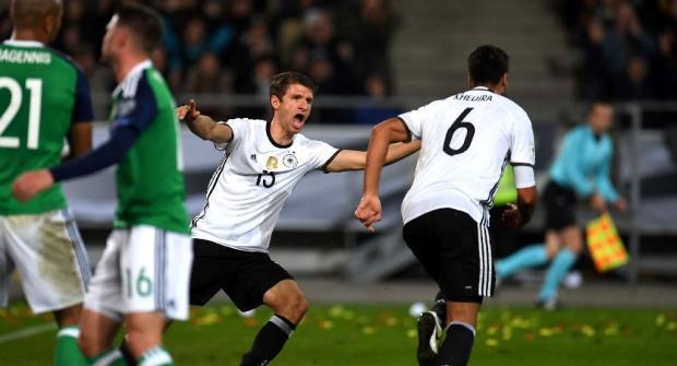 Прогноз и ставка на игру Северная Ирландия – Германия 5 октября 2017