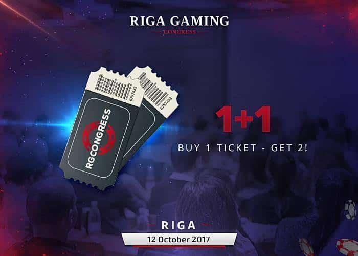 Билеты на конгресс в Ригу