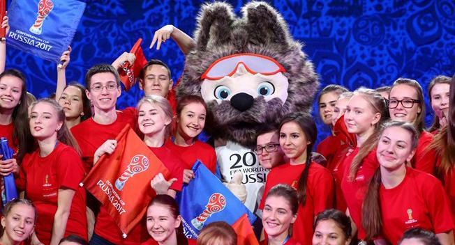 волонтеры чм-2018 в россии