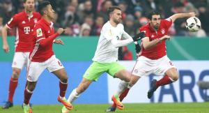 Бавария — Вольфсбург и два матча Лиги 1: экспресс дня на 22...