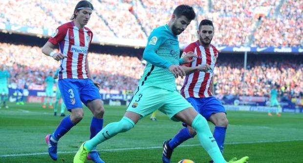 Атлетико — Барселона и еще два футбольных матча: экспресс дня на 14 октября 2017