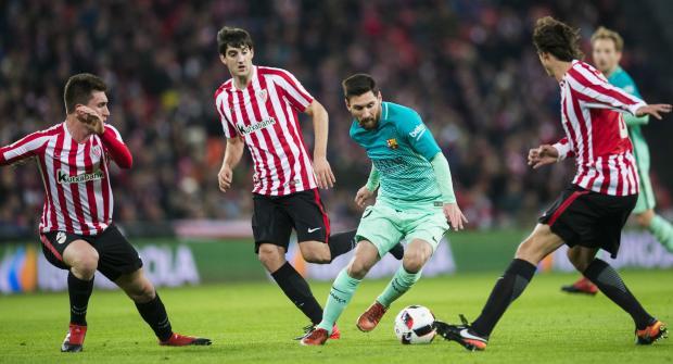 Атлетик — Барселона прогноз