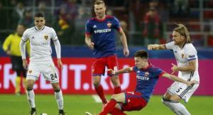 Базель — ЦСКА и еще два матча Лиги чемпионов: экспресс...