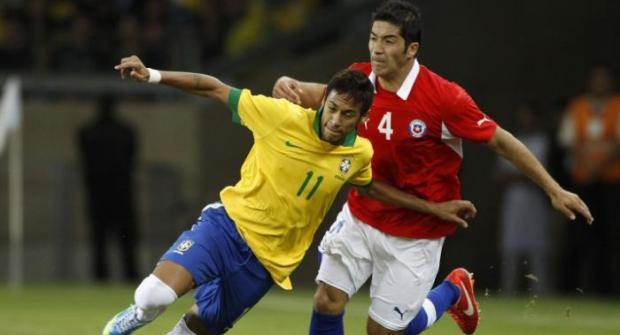 Прогноз и ставка на матч Бразилия – Чили 11 октября 2017