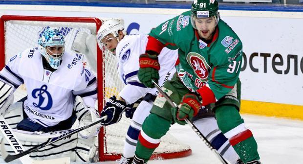 Прогноз и ставка на игру Динамо Москва – Ак Барс 11 октября 2017