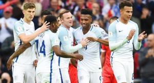 Англия — Словения и еще два матча отбора к ЧМ-2018: экспресс дня на 5 октября 2017