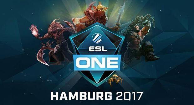 ESL One Hamburg