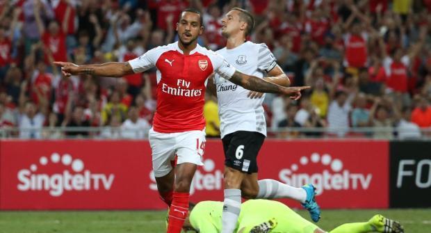 Прогноз и ставка на матч Эвертон – Арсенал 22 октября 2017
