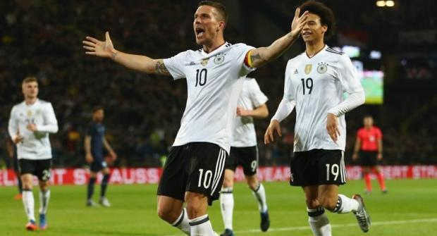 Прогноз и ставка на матч Германия – Азербайджан 8 октября 2017